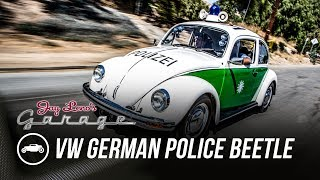 Video 1979 VW German Police Beetle - Jay Leno's Garage MP3, 3GP, MP4, WEBM, AVI, FLV September 2018