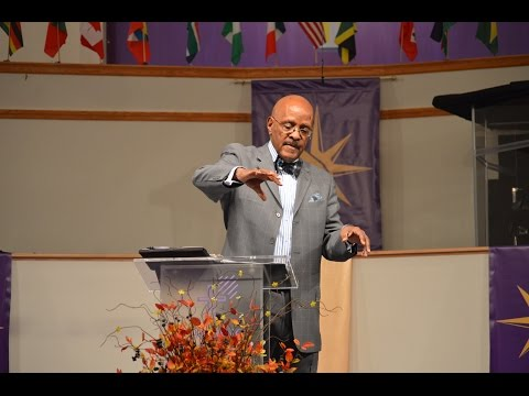 Never Give Up - Dr. Therman E. Evans