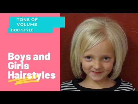 Style Short Hair On Little Girls 5 10 Minute Girls Hairstyles On