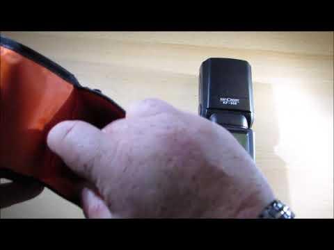 KF-560 Blitzgerät Produktvideo Hand-On deutsch HD Rezension