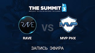 Rave vs MVP Phoenix, game 2