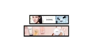 Shelf LCD Digital Signage for Retail youtube video