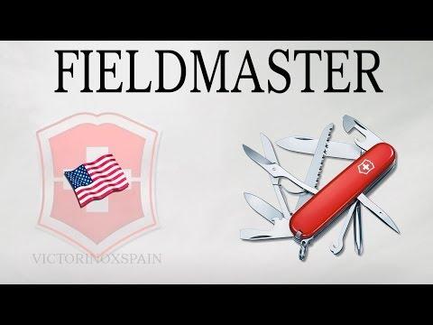VICTORINOX FIELDMASTER - SWISS ARMY KNIFE REVIEW