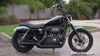 5. Used 2008 Harley Davidson Sportster Nightster Motorcycle for sale