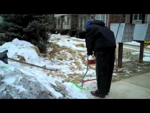 Tracing an Underground Cable Fault
