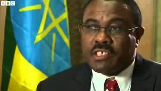 Breaking News - BBC Interviewed Ethiopian PM Hailemariam About Andargachew Tsege