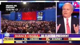 Karl Rove Causes Fox News Chaos By Challenging Obama Victory Projection