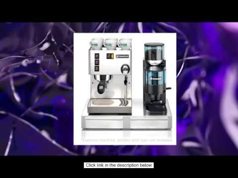 Rancilio HSD-BS50 Base for Rancilio Silvia Espresso Machine Rocky Grinder