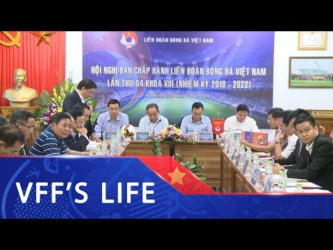Hội nghị BCH VFF lần 4 khoá VIII: Quyết nghị những vấn đề quan trọng cho năm 2020