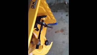 5. Product review Cub Cadet 3 stage 26