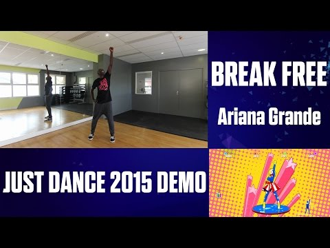 just - UbiMous shows you the moves on some Just Dance 2015 choreos! Today: