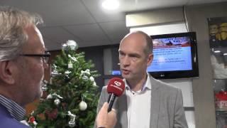 Gert -Jan Segers brengt bezoek aan