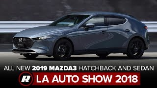2019 Mazda3 debuts new, simplified look at the 2018 LA Auto Show by Roadshow