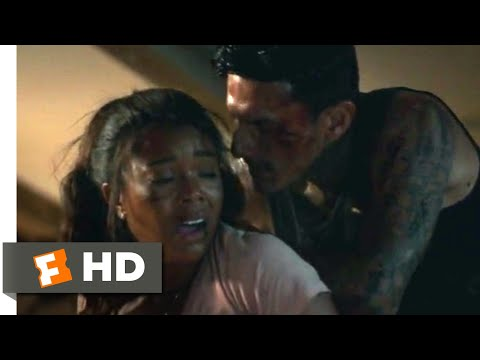 Breaking In (2018) - You Broke Into the Wrong House Scene (10/10) | Movieclips