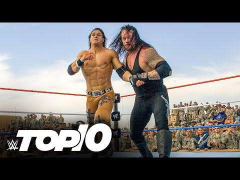 Rare Undertaker opponents: WWE Top 10, June 17, 2020