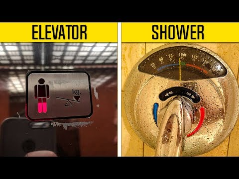 Genius Ideas That Are Still Not Implemented Everywhere