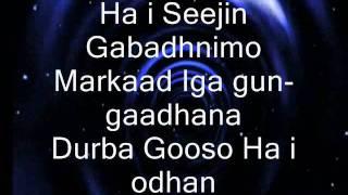 2011- NEW Hot  SONG Hay-gayn Hotelada Codkii Hodan Abdiraxmaan Dheere Erayadii Hassan Dhuxul