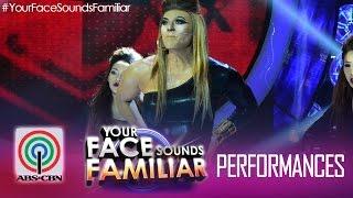Your Face Sounds Familiar: Jay R As Beyoncé -