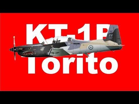 """KT 1P """"Torito""""  El KAI KT 1 Woongbi..."""
