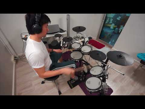 Coldrain : Stay : Drum Cover By Bugyean