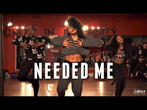 Needed Me - @Rihanna - Choreography by Eden Shabtai - Filmed by @TimMilgram