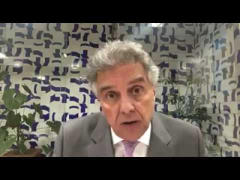 Beto Mansur fala do problema carcerário no Brasil.