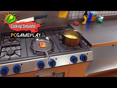 Cooking Simulator Gameplay (PC HD)