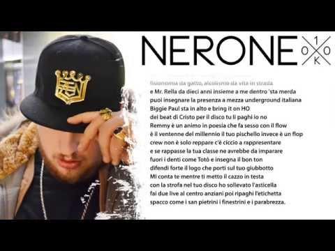 Nerone - Mcf Kingdom (feat. Dj Slait) [prod. Weirdo] - [Rolling text] - 100K Ep #03