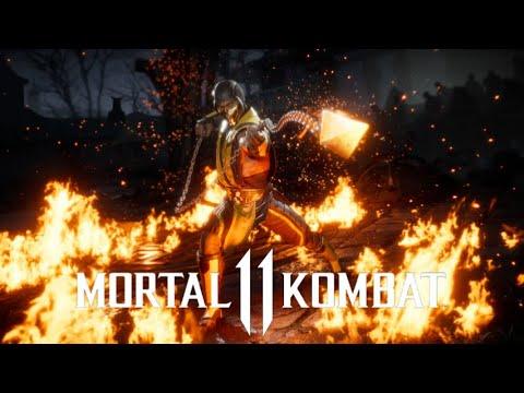 Mortal Kombat 11: Full Character ROSTER Prediction!!