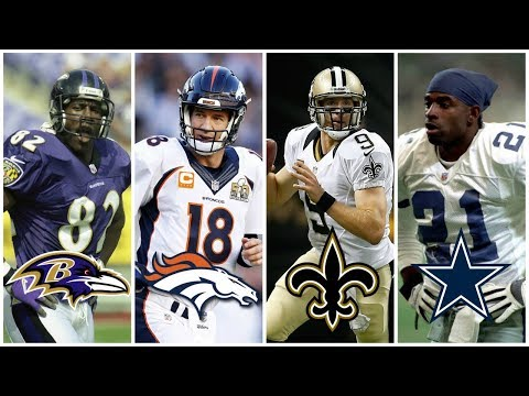 The Greatest Free Agent Signing In Every NFL Team's History (видео)
