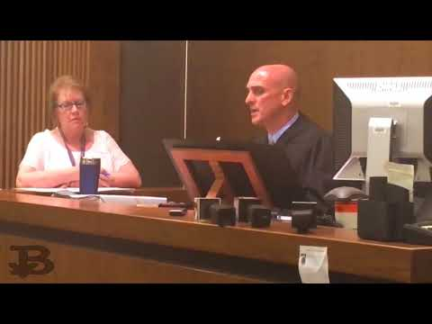 Judge Apologizes for Ordering Duct Tape on Mans mouth in Court!