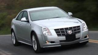 Roadfly.com - 2010 Cadillac CTS 3.6 Performance Road Test&Review