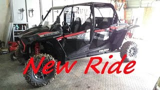 5. New 2019 Rzr XP4 1000, walk around