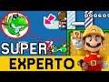 SUPER EXPERTO NO SKIP   Super Mario Maker