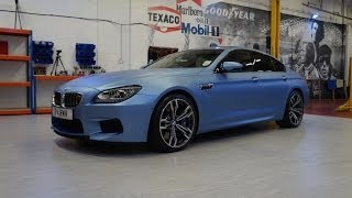 M6 Gran coupe full wrap by pw pro