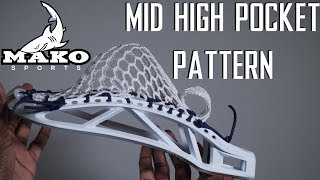 Today we will be stringing a rock solid Mid High pocket in the ECD Mirage Head. This Pocket will be great for any Attackman or Midfielder looking to shoot the ball from the outside.Since this is a mid high pocket you should expect a bit more whip than normal if you'd like less whip then string this pocket instead - https://www.youtube.com/watch?v=Dtd8vPfB_LAECD Mirage - Check out the BEST PRICE, User Reviews, and Q&A on Amazon at http://amzn.to/2trtj5ZECD Hero 2.0 Mesh - Check out the BEST PRICE, User Reviews, and Q&A on Amazon at http://amzn.to/2s4gRo0Mako Sports camera gear and film/photography gear recommendations - https://kit.com/MakoSportsLike and Subscribe for more Mako Sports Videos and Music!Instagram - @MakoSportsBusiness Inquiry's - tjstro@gmail.comLax Music playlist (YouTube) -  https://www.youtube.com/playlist?list=PL539a-XsBI3M-oh5ceMbE2i_yBhtR6xjmRent Camera Gear and Lenses - http://mbsy.co/h8rGz