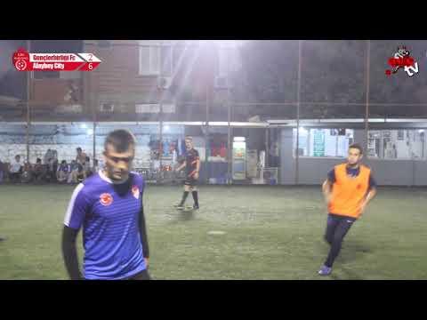 Gençlerbirliği Fc - Alaybey city  Gençlerbirliği Fc-Alaybey City Maçın Özeti