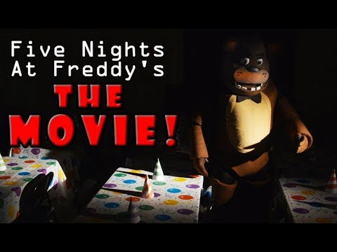 Five Nights at Freddy's MOVIE News 2020 Release Date! FNAF Hollywood Trailer
