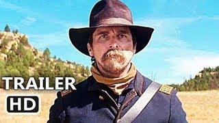 Video HOSTILES Official Trailer (2017) Christian Bale Movie HD MP3, 3GP, MP4, WEBM, AVI, FLV November 2017