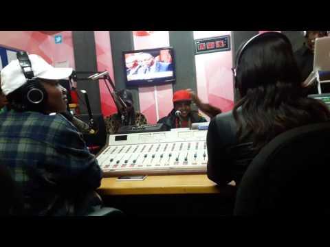 DOHR & JIMWAT  HOT96 FM INTERVIEW