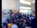 اعتصام طلاب معهد بنها