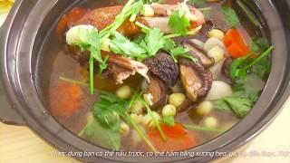Học cách nấu Mì Vịt Tiềm tại Rosa, Biên Hòa, Đồng Nai