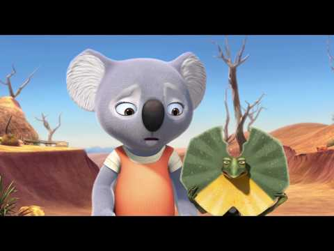 Blinky Bill The Movie - Trailer