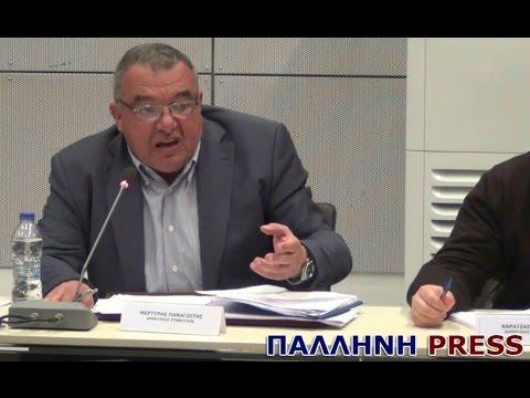 Π. Μερτύρης: «Δήμαρχε τι γίνεται με τις παιδικές χαρές στο Δήμο μας;»