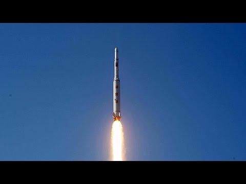 «Ενθουσιασμένοι» οι Βορειοκορεάτες για την εκτόξευση πυραύλου