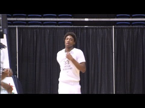 James Young ESPN's #10 Prospect in 2013 Quick Highlights – 2011 LeBron James Skills Academy