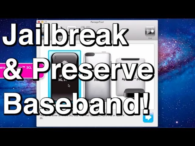 How to Jailbreak iOS 5 Untethered and Preserve Baseband for Unlock