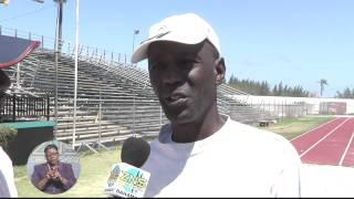 Peter Pratt Remembers Winning The Bahamas' 1st CARIFTA Medal