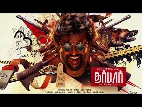 சூப்பர் ஸ்டார் ரஜினியின்  தர்பார்   திரைப்பட First Look  Darbar FirstLook | Thalaivar167 | 2020Pongal Release | Rajinikanth | Sooriyan Fm