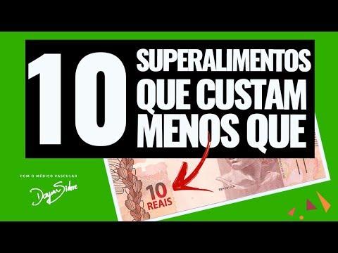 10 Superalimentos que custam menos de 10 reais!